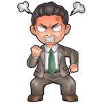異常な怒り方をする上司のパワハラ!パワハラで精神を病むのであれば退職が良い?